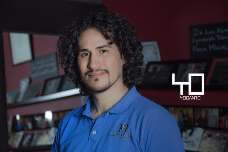 Nuestros formadores | Miguel Manzo