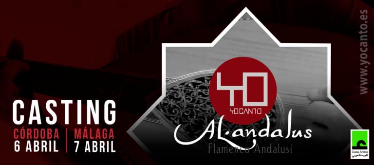 YoCanto Al-andalus | Nuevo Casting