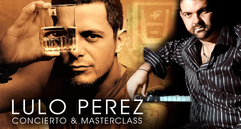 LULO PEREZ   Masterclass en las Escuelas Yocanto
